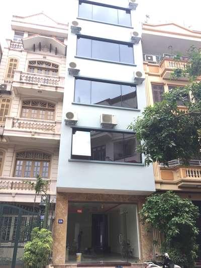Cho thuê tòa nhà Dương Khuê   Mai Dịch   70m2 x 6T,Thang máy, Giá 35tr...