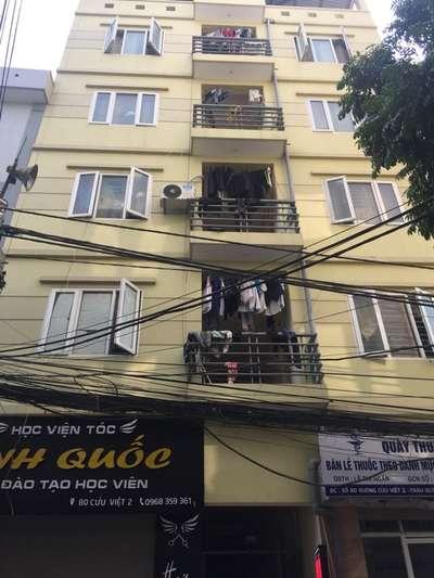 Chính chủ bán nhà trọ 6 tầng có khóa cửa vân tay, 48 phòng   2 cửa...