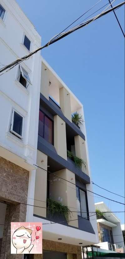 Cho thuê tòa nhà/căn hộ cao cấp vị trí đẹp, gần khu vực biển Mỹ Khê