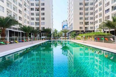 Cho thuê căn hộ  Sky center  Số 10 Phổ Quang. gần sân bay Tân Sơn Nhất....