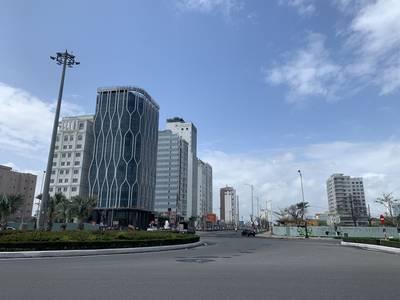 996,9m2 lô đất mặt tiền biển Trường Sa, đối diện Aria Đà Nẵng, bãi tắm Sơn Thuỷ