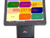 Bán máy tính tiền cảm ứng  tích hợp máy in k80 và phần mềm...