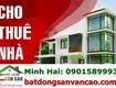 Cho thuê  toà nhà làm văn phòng ở Lê Hồng Phong