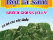 Bột lá sâm   Nam Giao  7.5g/bịch  tự nhiên 100