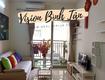 Căn hộ 1 phòng ngủ chung cư vision bình tân cho thuê  0048