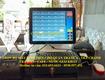 Bán máy tính tiền 2 màn hình cho quán trà sữa tại Nha Trang