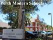 Du học trường perth modern tại úc