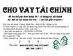 Cho Vay tiền online đăng ký trực tuyến . Nhận tiền ngay