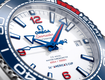 Omega seamaster planet ocean phiên bản limited America s cup 36th