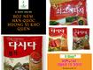 Cung cấp nguyên liệu   thực phẩm Hàn Quốc tại Đà Nẵng