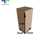 Hộp carton nắp gài kích thước 11.5x11.5x27  cm