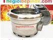 Bếp nướng than hoa hút âm nhà hàng toàn quốc