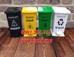 Tìm đại lý thùng rác nhựa 30l tại Bắc Giang