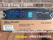 Amply Karaoke cao cấp BN Audio PA 6500 II sản phẩm đón xuân 2021
