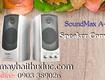 Loa Vi tính 2 model SoundMax A 140  Silver  và A 155  Black  bán...