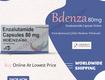 Bdenza 80mg Enzalutamide Capsule với chi phí thấp nhất trực tuyến