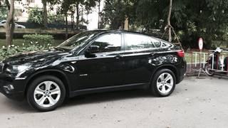 Bán xe BMW   X6 màu đen