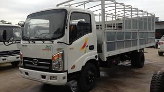Xe tải Veam VT260,thùng siêu dài 6M,tải trọng 2 tấn,máy Hyundai