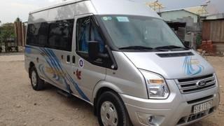 Cho thuê xe 16 chỗ tự lái,có tài Quận 9,Thủ Đức,Bình Thạnh,Gò Vấp 0911249889