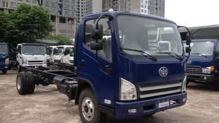 Bán xe tải Faw 7,31 tấn thùng dài 6,25m cabin Isuzu máy khỏe khuyến mãi lớn
