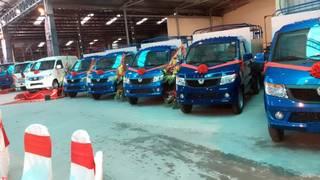 Hưng Yên bán xe tải nhỏ Kenbo 990kg và xe tải van kenbo 950kg giá tốt nhất thị...