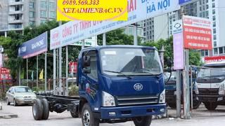Xe faw hyundai 8 tấn động cơ hyundai 6,3m khuyên mãi khủng 100 thuế
