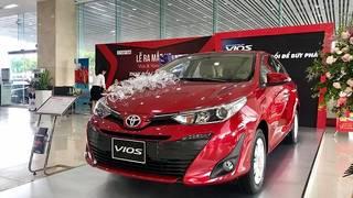 Bán xe Toyota Vios 2019 trả Góp tại TOYOTA HẢI DƯƠNG