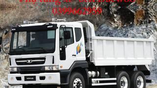 Cung cấp phụ tùng chính hãng xe tải Daewoo tại Việt Nam giá rẻ