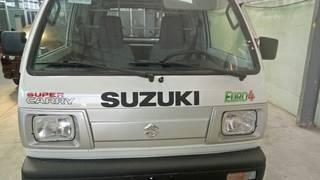 Xe Tải Suzuki Blind Van 580kg Vào Thành Phố