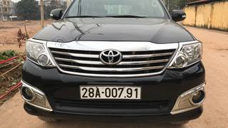 Bán xe fortuner 2018