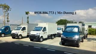 Xe tải nhẹ Thaco 990 kg . Phù hợp cho hộ kinh doanh nhỏ và lẻ
