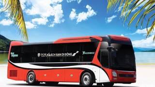 Bán xe 36 giường Tracomeco, cung điện di động, khách sạn di động Tracomeco Dcar 2019