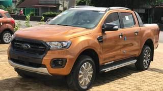 Giao ngay xe Ford Ranger 2019, xe đạt chuẩn Mỹ, ông vua bán tải tại VN, LH ngay:...