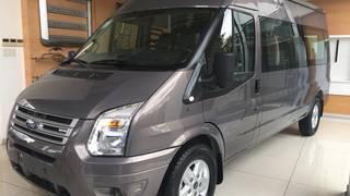 KM: BHVC, Hộp đen, Bọc trần, Lót sàn...Khi mua xe Ford Transit Luxury, SVP, MID 2019