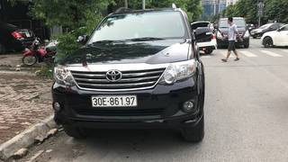 Bán xe Fortuner 2014