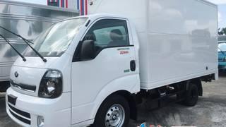 Bán xe tải 2 tấn thùng kín Thaco K200, động cơ Hyundai tại Bình Dương