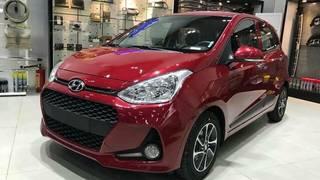 Hyundai i10 2019. Hỗ trợ trả góp 90%. Chỉ 100Tr nhận xe. Mới 100%