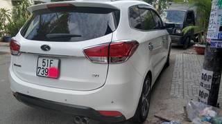 Bán xe Kia Rondo 7 chỗ, 2.0 AT đời 2016, nhà ít đi
