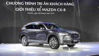 Mazda CX8 giá từ 1.199 tỷ, sẵn xe giao ngay hỗ trợ ngân hàng 85