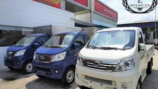 Xe Tải Tera 100 Động Cơ Mitsubishi Tech Trả Góp Lãi Xuất Thấp Teraco