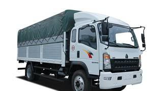 Xe tải howo 7t5 , xe tải 7t5 howo , xe tải sinotruk 7t5