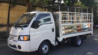 Giá xe tải JAC X5 1t5 cực rẻ/ thùng 3.2m/máy Hyundai/ Trả góp cực rẻ