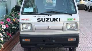 Cần bán xe bán tải suzuki blin van, đời 2019 giá chỉ từ 285 triệu
