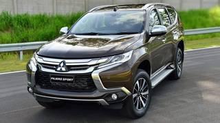 Thông số kỹ thuật xe Mitsubishi PAJERO SPORT Máy xăng   Đại lý bán xe Mitsubishi khuyến...
