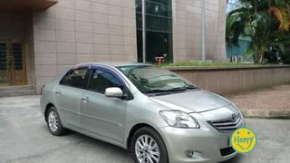 Ô TÔ THỦ ĐÔ Bán Toyota Vios 1.5G AT 2011, màu bạc 375 triệu