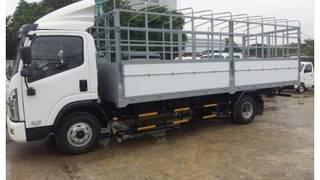 Xe tải faw tải 7 tấn thùng dài 5m1 máy khỏe giá tốt