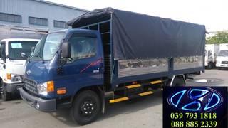Xe tải ĐÔ THÀNH HD99 mui bạt, tải trọng 6.5 Tấn   giá thương lượng ở Cần...