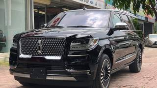 Giao ngay Lincoln Navigator L Black Label 2019, xe nhập mới 100