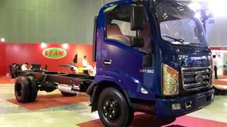 Xe tải veam vpt350 tải 3.5T thùng dài 5m động cơ isuzu