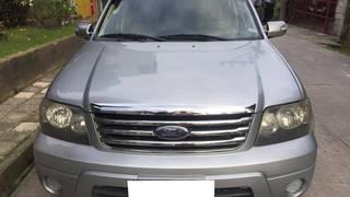 Bán xe Escape 2006, số tự động, màu bạc, zin cọp. odo 112.000km